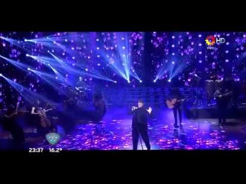 Ricky Martin canta Disparo Al Corazón en ShowMatch