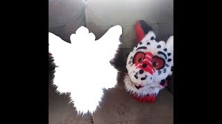 Pompeii Dutch Angel Dragon Fursuit Unboxing ~ LupeSuits