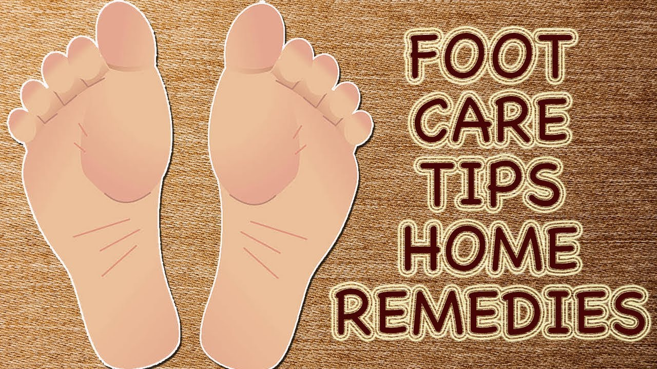 Foot Care  Foot, Toe & Heel Care Tips At Home  Cracked Heels  Swollen  Feet  Nail Fungus