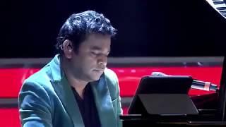 Mersal - Neethane Instrumental Version by ARR and Naveen Kumar(Flute Player)