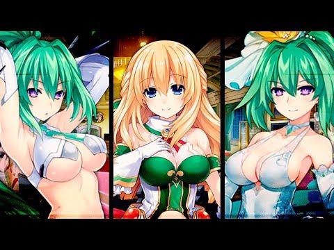 【Azur Lane】Vert & Green Heart (Dorm/Backyard) from YouTube · Duration:  3 minutes 56 seconds