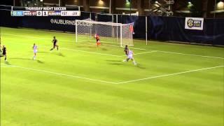 Auburn Soccer: Mississppi State Highlights