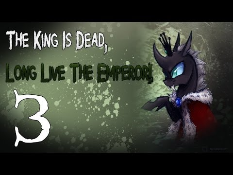 The King Is Dead, Long Live The Emperor! - Chapter 3 - The Grand Tour