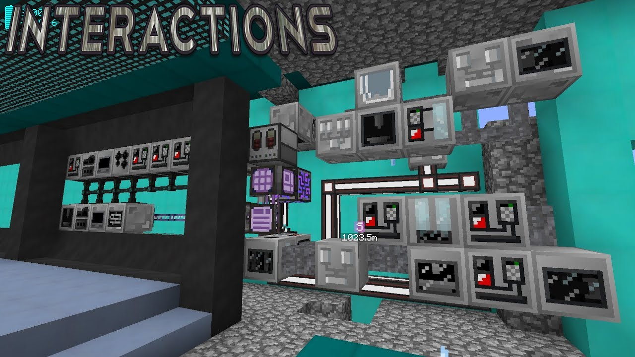 Beginning Our Fledgling AE2 System : FTB Interactions Lp Ep