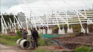 """""""F&S solar"""" baut größte auf Bunkern errichtete Solaranlage Europas"""