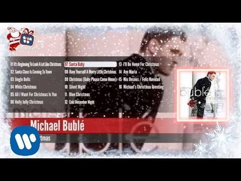 michael-bublé---christmas-album-medley-(best-christmas-songs)