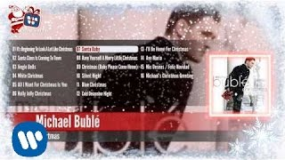 Michael Bublé - Christmas Album Medley (Best Christmas Songs)