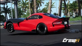 The Crew 2 - 2400hp Viper - Drag Racing Needs MORE....