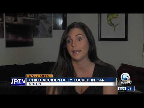 Big Rig - Florida Mother Accidentally Locks Child In Car, OnStar Won't Open It
