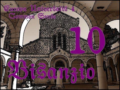 Bisanzio 1520 - Storia Alternativa ep. 10 [Europa Universalis 4 Gameplay ita]