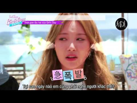[Vietsub]150914 One fine day- Girl's Day - Ep7