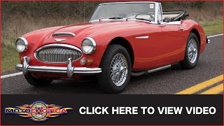 1967 Austin Healey 3000 MkIII BJ8 2+2 (SOLD)