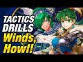 Fire Emblem Heroes - Tactics Drills: Grandmaster 38: Winds Howl! [FEH]