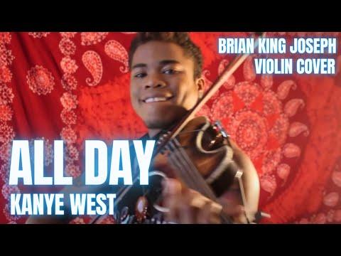 BKJ - All Day - Kanye West (ELECTRIC VIOLIN)