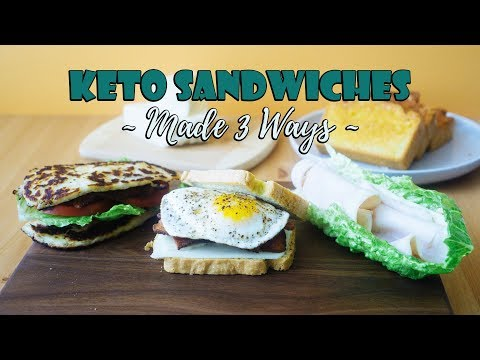 our-three-favorite-keto-sandwich-recipes-|-pro-tip:-use-cheese-instead-of-bread