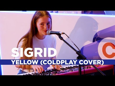 Sigrid - 'Yellow' (Coldplay Cover) (Capital Live Session)