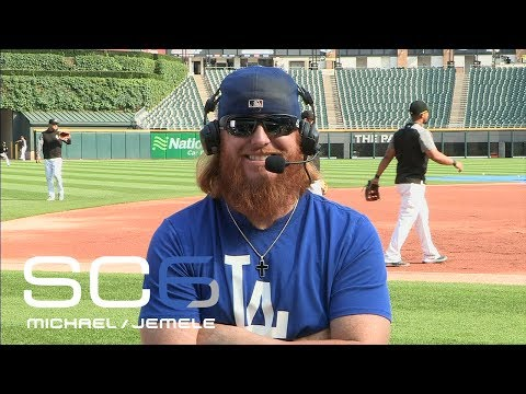 Justin Turner Talks Dodgers' Season And Being An MLB All-Star | SC6 | July 19, 2017