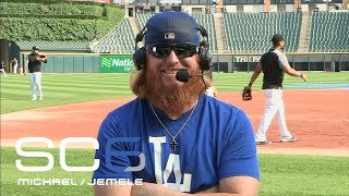 Justin Turner Talks Dodgers' Season And Being An MLB All-Star | SC6 | July 19, 2017 thumbnail