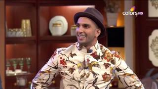 Comedy Nights with Kapil - Govinda, Ranvir & Parineeti - Kill Dil - 8th November 2014 - Full Ep(HD)