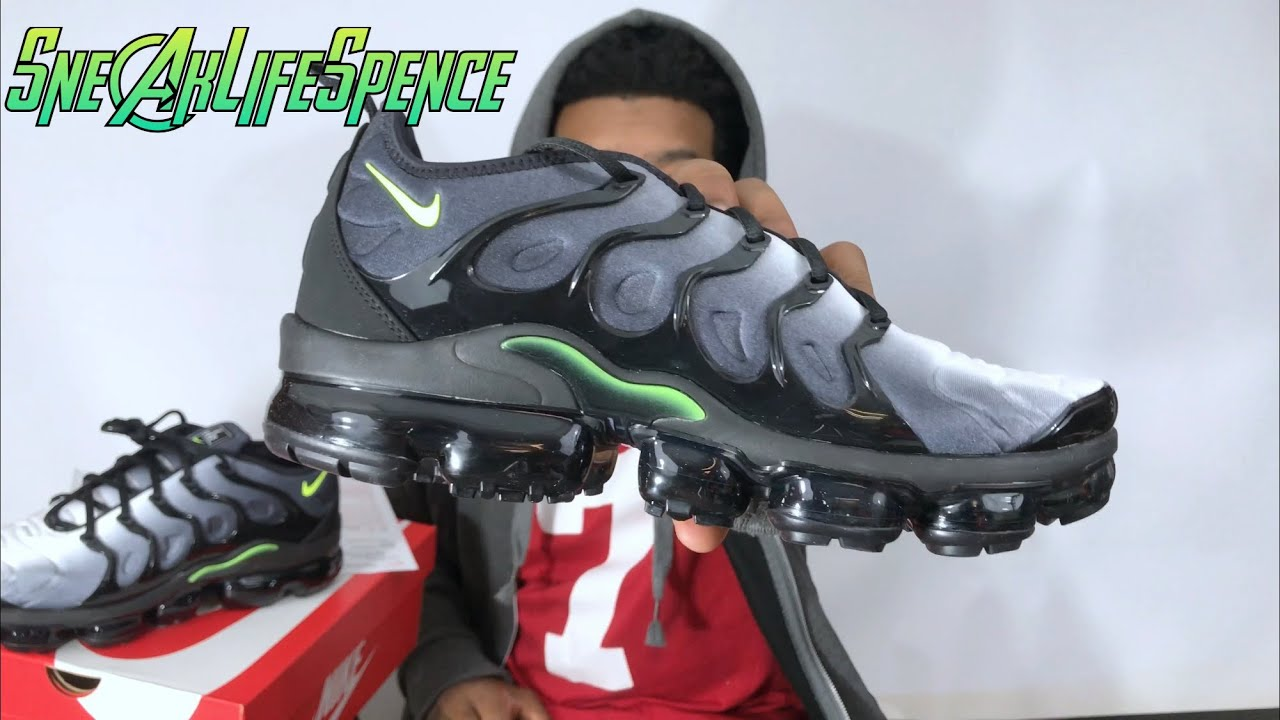 a11fa8d3a62b0 Volt vapormax Plus review and unboxing - YouTube