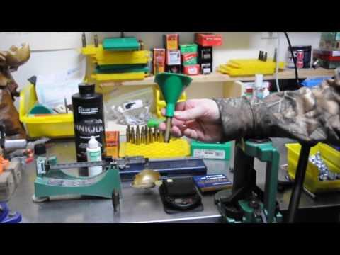 Reloading For Beginners - Essential Reloading Equipment