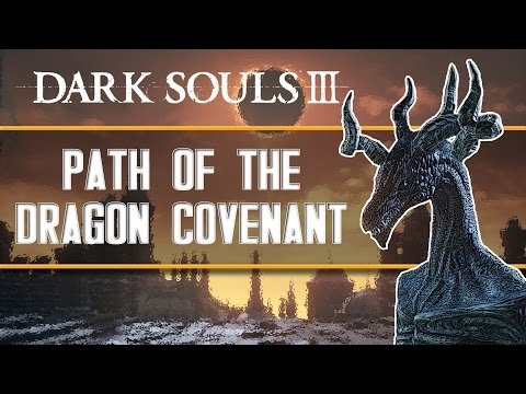 Dark Souls 3 - How To Find the Hidden Dragon Covenant & Twinkling Dragon Transformation Items