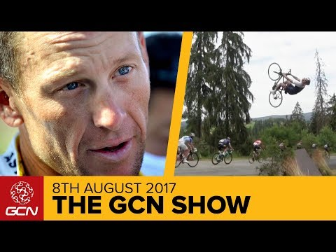 The Return Of Lance Armstrong - Do We Care? | The GCN Show Ep. 239