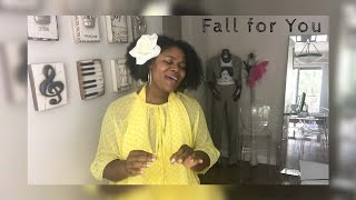 Leela James Fall For You Cover