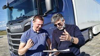 Prueba Scania Serie R 450 A 4x2 NB