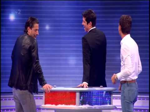 """Jake Canuso In """"All Star Family Fortunes"""" (Part 1 Of 2) (2011)"""