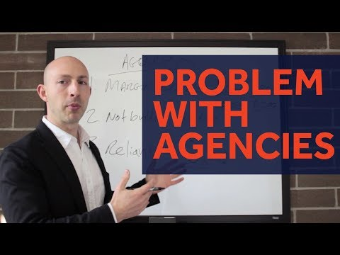 The Problems With Working For A Consulting Agency (Do This Instead)