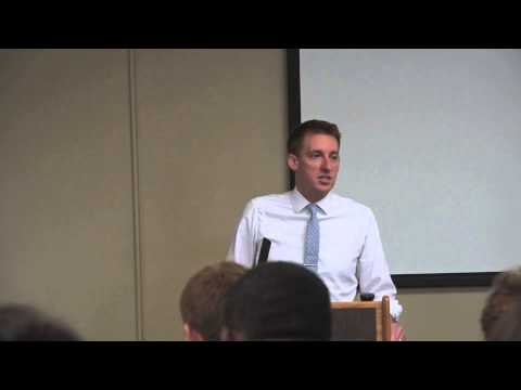 Missouri Sec. of State Jason Kander speaks to Kansas Young Democrats (Part 1)