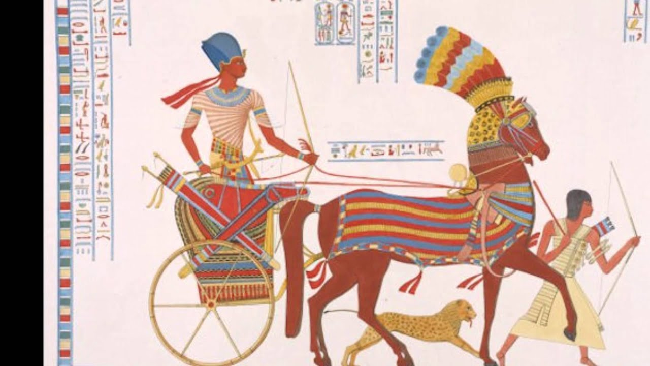Ancient Egypt Nile River Valley Project