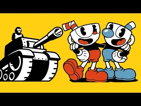 Thumbnail: Old Dunkey and Cuphead
