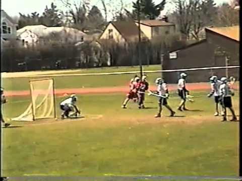 #19 Chris Mills, Freeport Lax Highlights