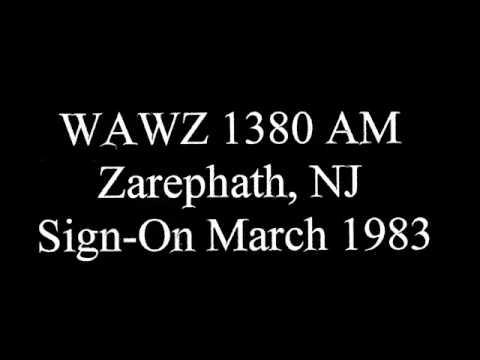 WAWZ Zarephath, NJ and WBNX Carlstadt, NJ Time-Share 1380 kHz