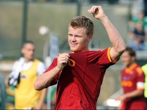 John Arne Riise - AS Roma - Daje Roscio!