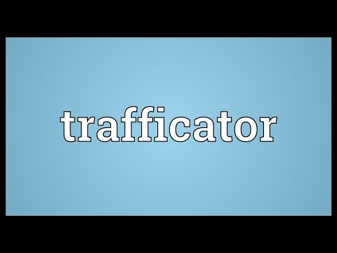 Header of trafficator