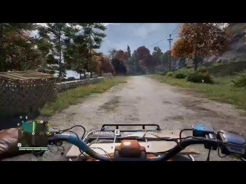 Far Cry 4 -   Квадроцикл | Гонка | Рейд