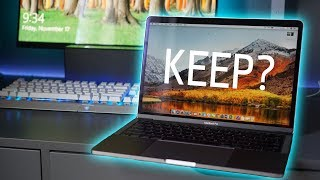 A Year With The 13in MacBook Pro Without Touchbar