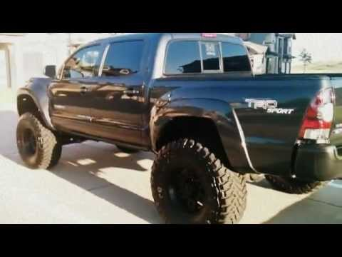 Lifted Tacoma - YouTube