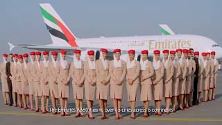 On board the Emirates A380 |  Emirates Airline