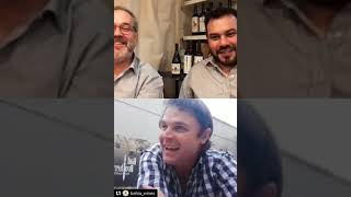 Instagram Live con Agustín Lanús - Vinos de Extrema Altura