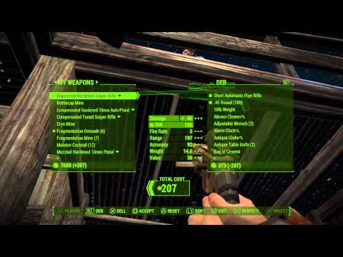 Fallout 4 USS Constitution Mission