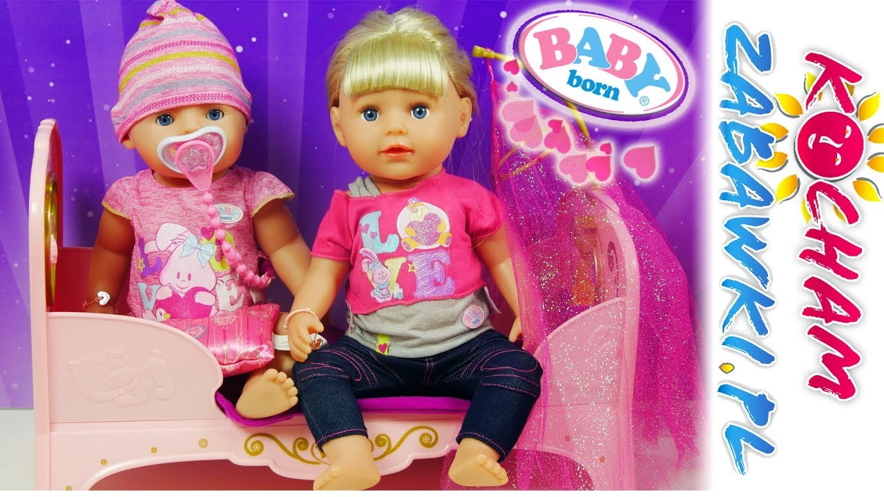 Baby Born • Bobas & Interaktywny prysznic & Siostrzyczka • Lalki • Zapf Creation • Unboxing