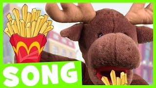 I'm Hungry! | Simple Food Song for Kids