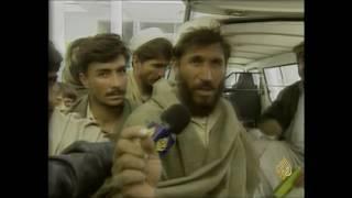 أرشيف- الغارات الأميركية تستهدف مدنيين في جلال أباد