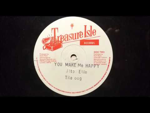 Alton Ellis Ranking Trevor - You Make Me Happy