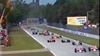 Senna vs Prost - 1989 San Marino Grand Prix