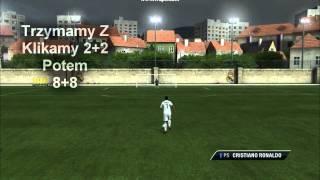 FIFA 11 - Jak robić triki #2